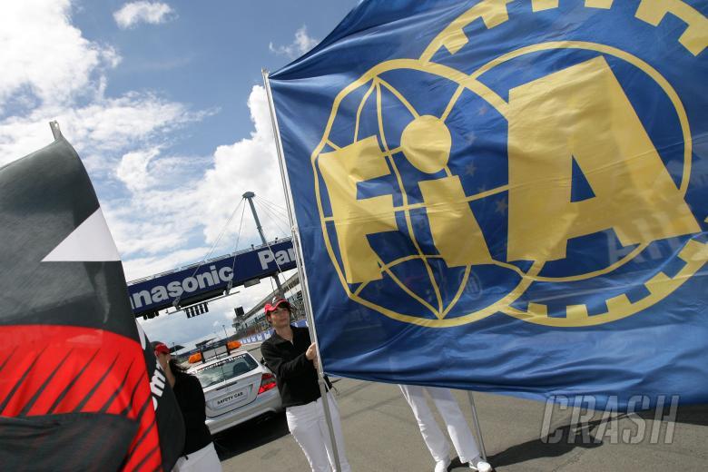 Grid, European F1 Grand Prix, Nurburgring, 20th-22nd, July, 2007