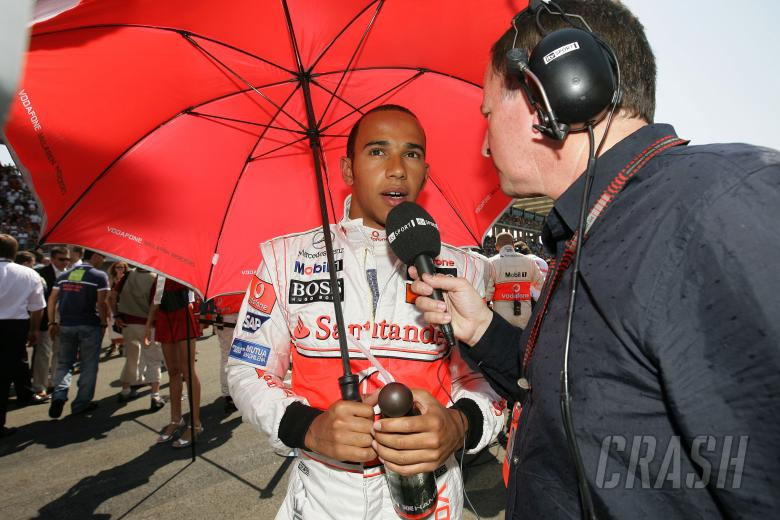 Lewis Hamilton (GBR) McLaren MP4/22, Turkish F1, Istanbul Park, 24th-26th August, 2007