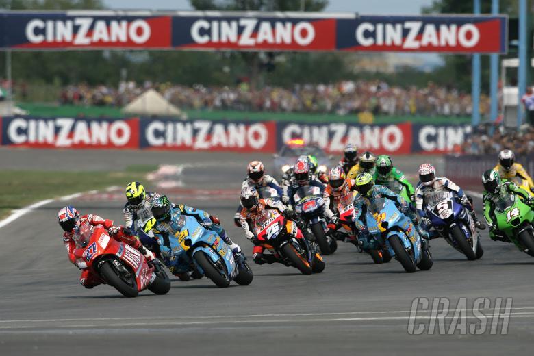 , - Start, 2007 MotoGP World Championship,