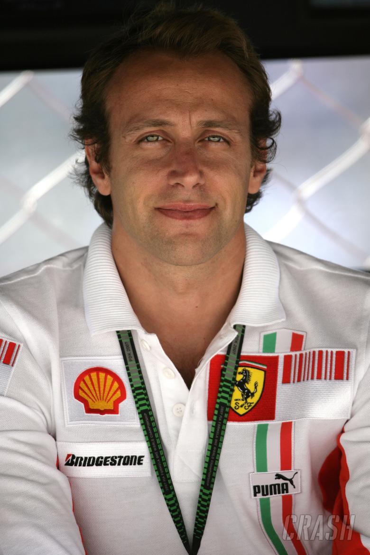 Luca Badoer (ITA), Italian F1, Monza, 7-9th, September 2007
