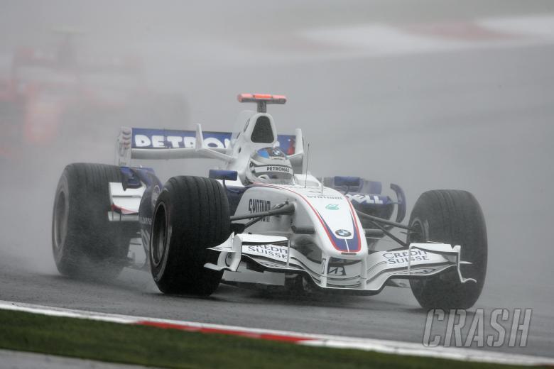 Nick Heidfeld (GER) BMWSau.F1.07, Japanese F1, Fuji, 28-30th, September, 2007