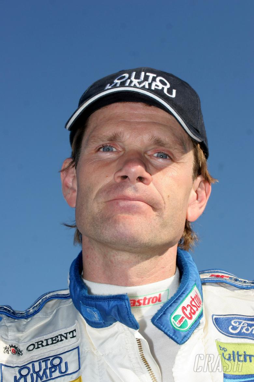 Marcus Gronholm (FIN), BP Ford Focus RS WRC 06. Rally Catalunya Costa Daurada, Spain. 5-7th Oct 2007