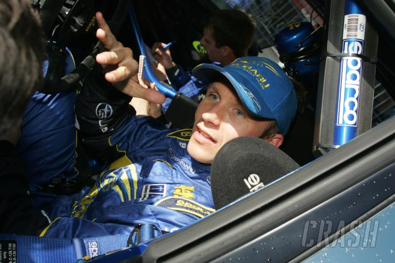 Petter Solberg (NOR), Subaru WRT Impreza WRC 2007. Rallye de France-Tour de Corse, Corsica. 12-14th