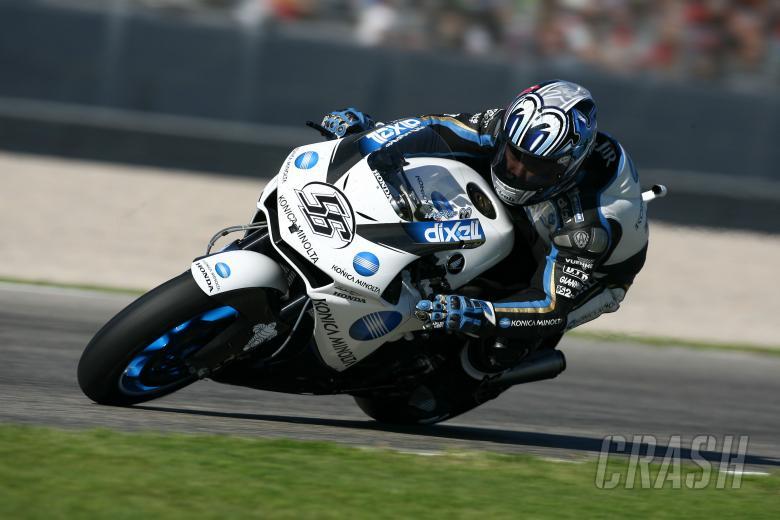 Nakano, Valencia MotoGP 2007