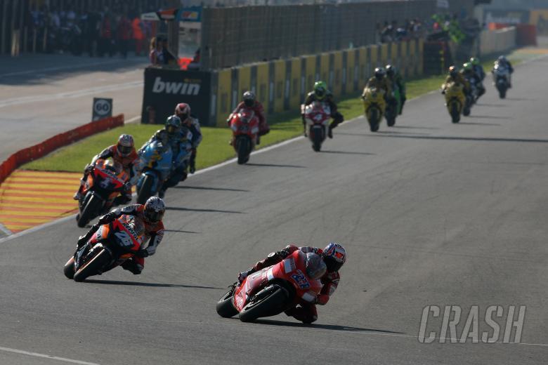 , - Casey Stoner (AUS), Ducati Marlboro Team, Ducati, 27, 2007 MotoGP World Championship,