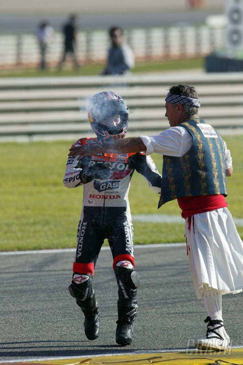 Dani Pedrosa (ESP), Repsol Honda Team, Honda RC212V, 26, 2007 MotoGP World Championship,