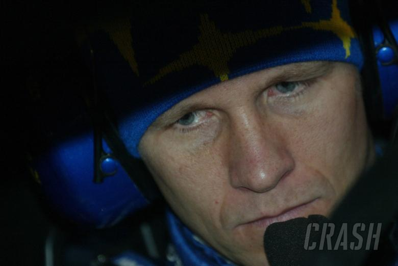 Petter Solberg (NOR), Subaru WRT Impreza WRC 2007. Rally Ireland. 15-18th November 2007.