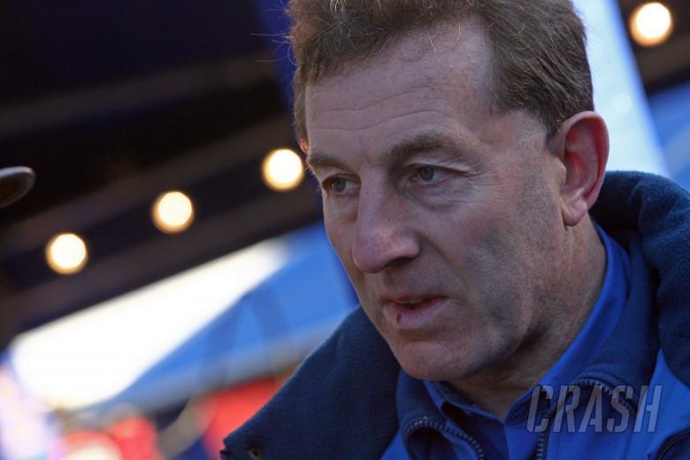 Richard Taylor (GBR), Subaru WRT Managing Director