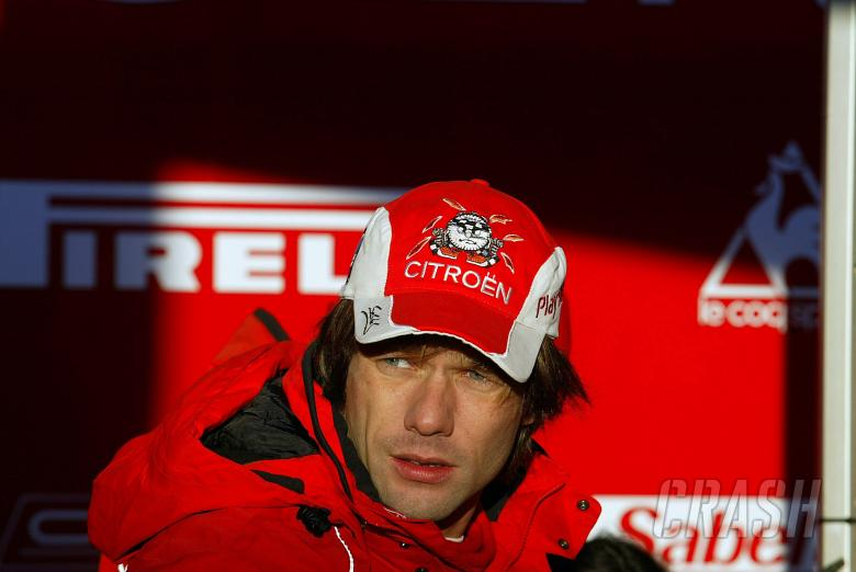 Sebastien Loeb (FRA), Citroen Total WRT C4 WRC. Rallye Monte Carlo, 24-27th January 2008.