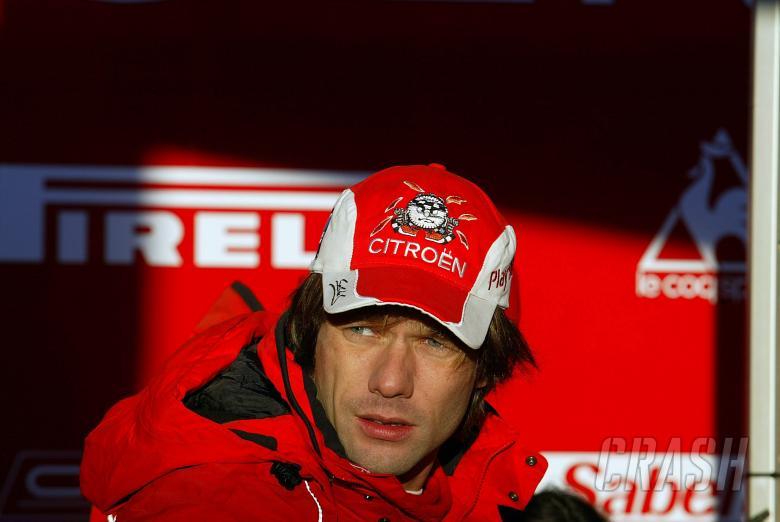 Sebastien Loeb (FRA), Citroen Total WRT C4 WRC. Rallye Monte Carlo, 24-27th January 2008.