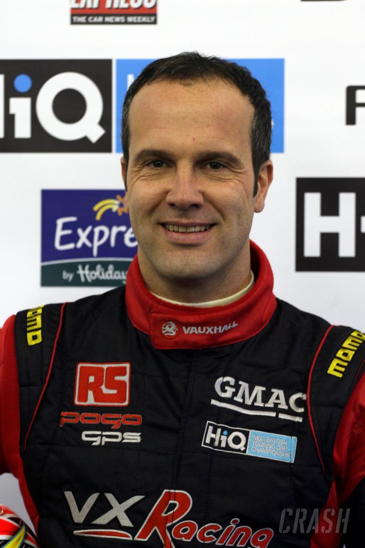 Fabrizio Giovanardi (ITA) - VX Racing Vauxhall Vectra