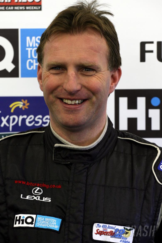, - Chris Stockton (GBR) - BTC Racing IS200