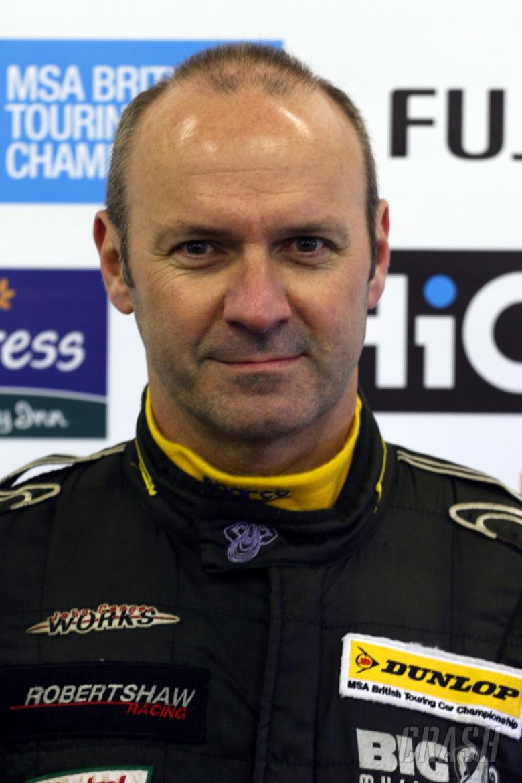 Alan Taylor (GBR) - Robertshaw Racing Honda Integra