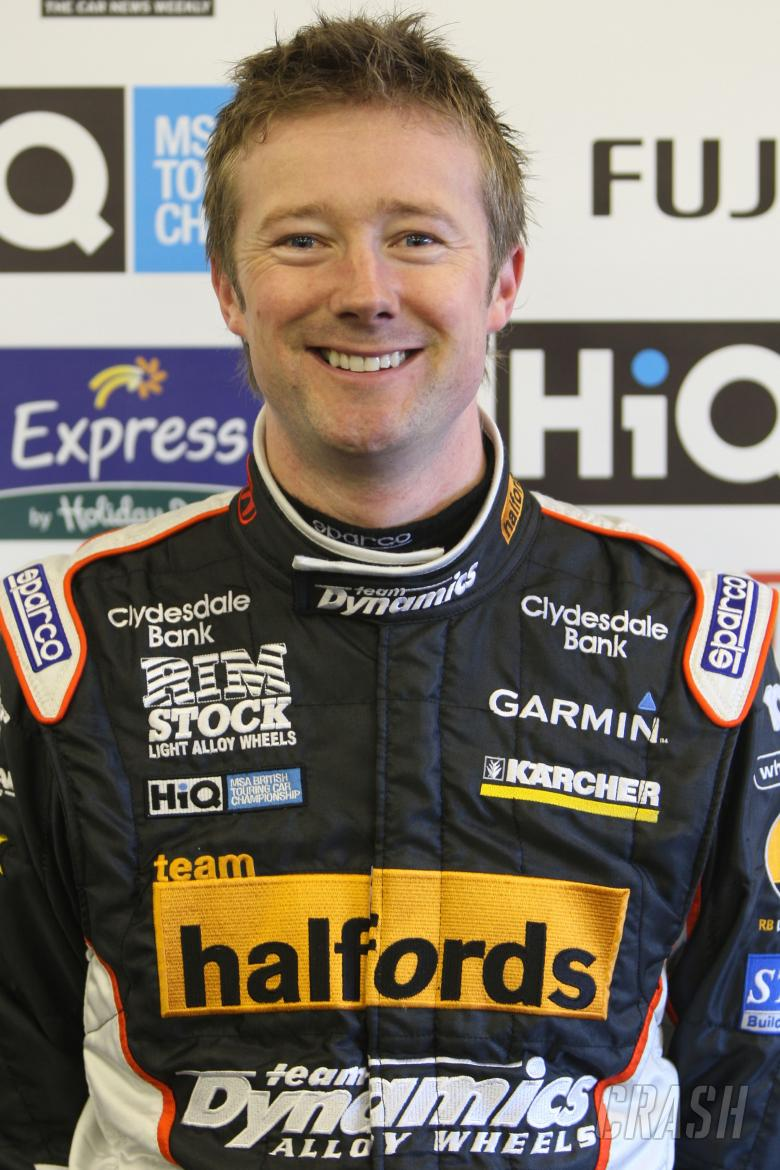 Gordon Shedden (GBR) - Team Halfords Dynamics Honda Civic