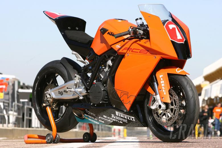 , - KTM RC8 2008, Rene`s Superstock bike, Valencia SSTK 1000 2008