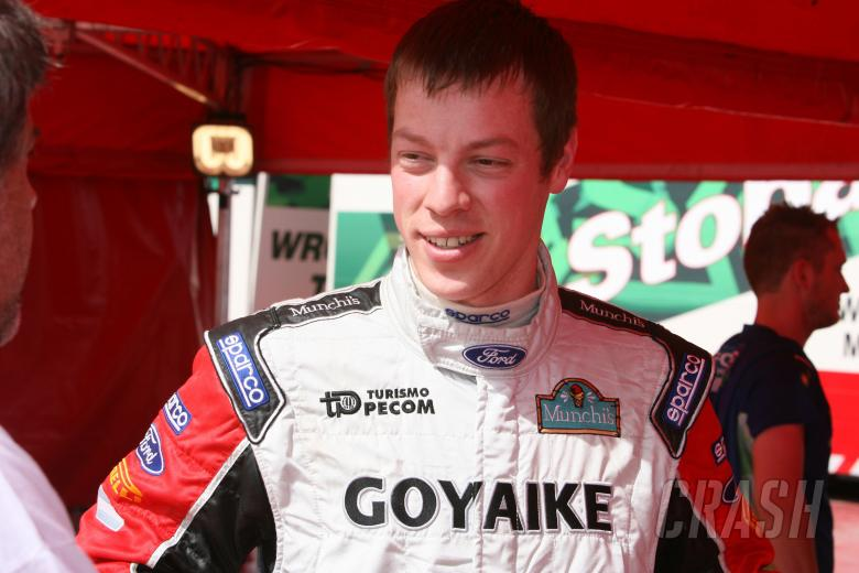 Barry Clark (GBR), Munchi`s Ford Focus WRC 07. Jordan Rally, April 24-27th 2008.