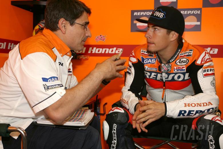 Hayden, Catalunya MotoGP 2008