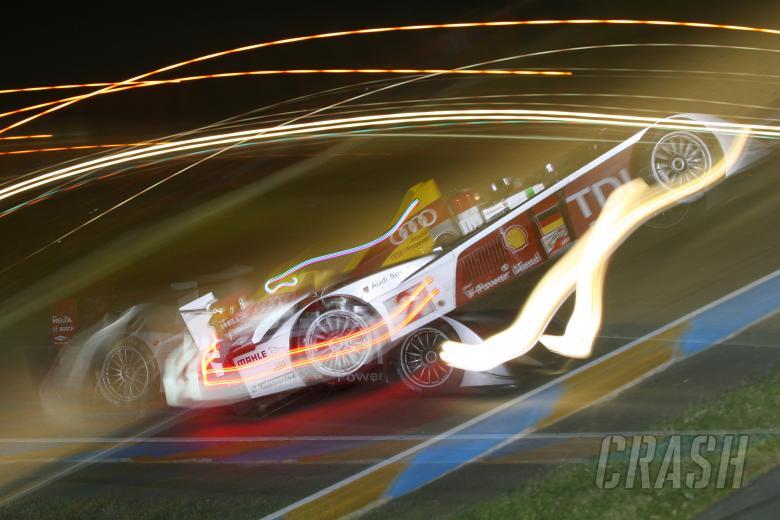 McNish, Capello, Kristensen - Audi R10 TDI