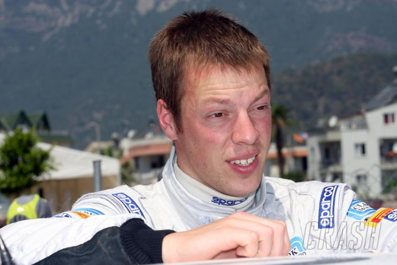 Barry Clark (GB) Paul Nagle (GB) Ford Focus RS WRC07, Munchi`s Ford World Rally Team