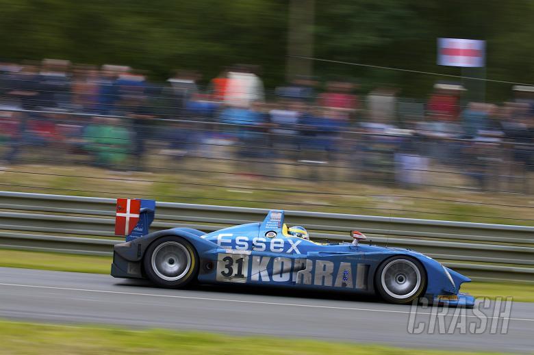 Neilsen, Elgaard, Maassen Team Essex Porsche RS Spyder