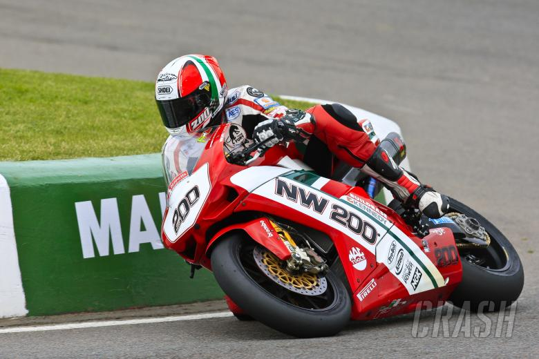 200. Michael Rutter North West 200 Ducati, Ducati 1098R