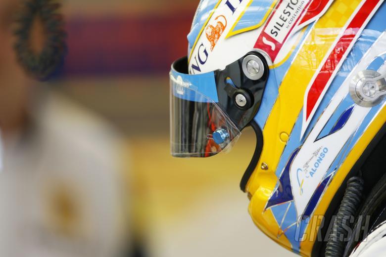 Fernando Alonso (ESP) Renault R28, British F1, Silverstone, 4-6th, July, 2008