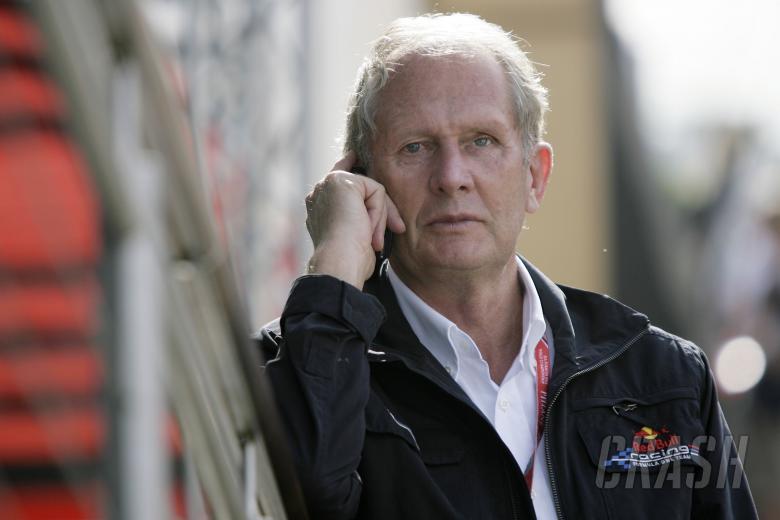 Helmut Marko (AUT), Red Bull`s Motorsport Consultant, British F1, Silverstone, 4-6th, July, 2008