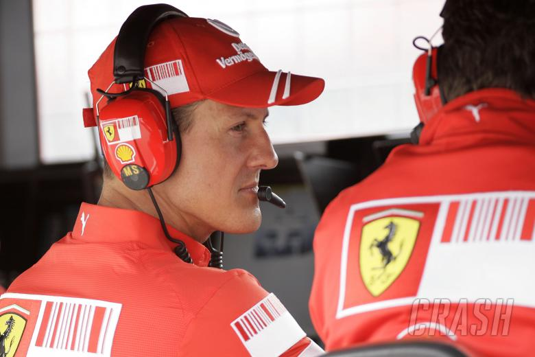 F1 is michael schumacher really the stig news crash michael schumacher ger german f1 grand prix hockenheim 18th publicscrutiny Gallery