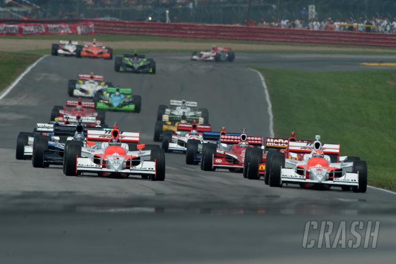 Indy Racing League. 18-20 July 2008. Honda Indy 200. Mid-Ohio Sports Car Course. Lexington, Ohio.
