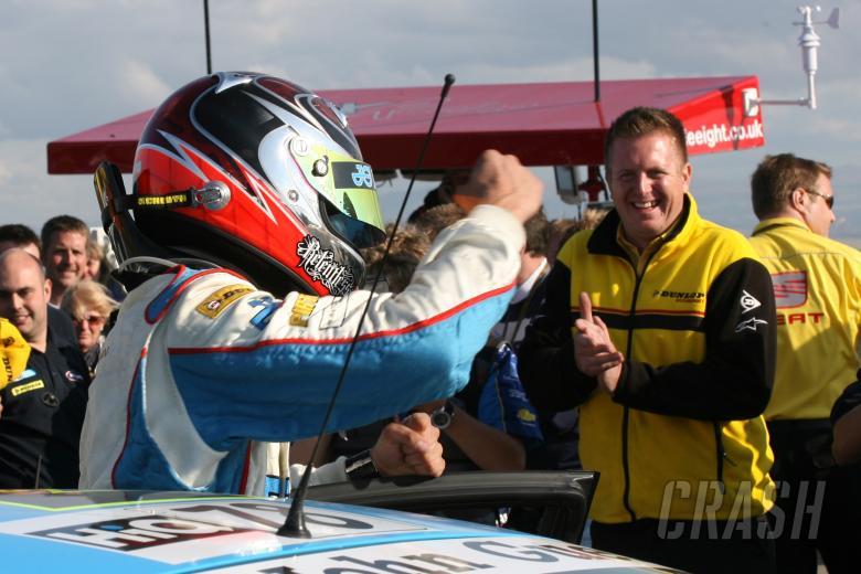 Andrew Jordan (GBR) - Team Eurotech Honda Integra