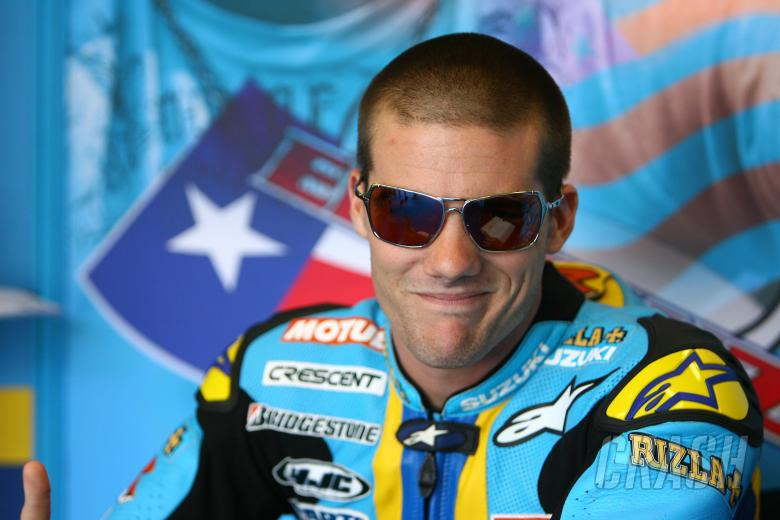 Spies, Indianapolis MotoGP 2008