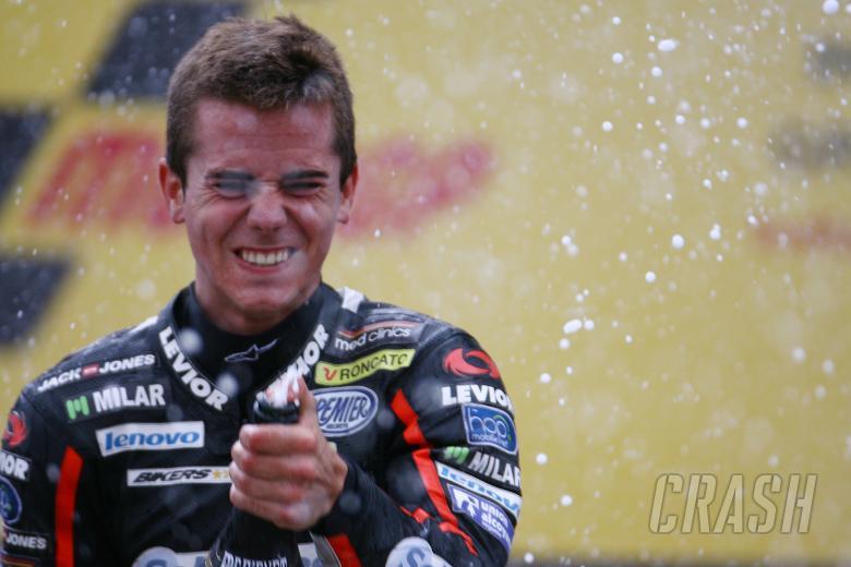 Terol, Indianapolis 125GP Race 2008