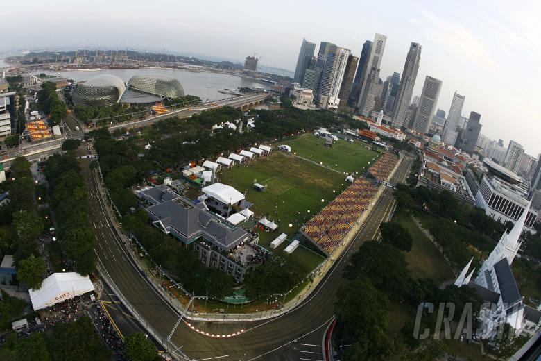 , - Singapore F1 Grand Prix, 26th-28th, September 2008