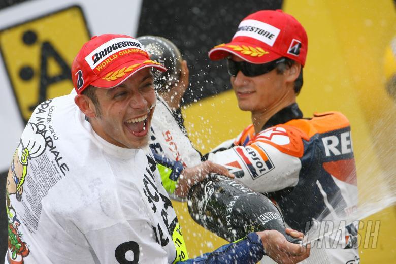 Rossi, Japanese MotoGP Race 2008