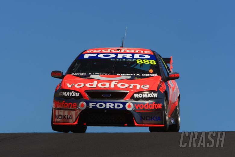 Craig Lowndes,Jamie Whincup, (Aus), Team Vodafone 888 Ford Supercheap Bathurst 1000 Rd 10 v8 S