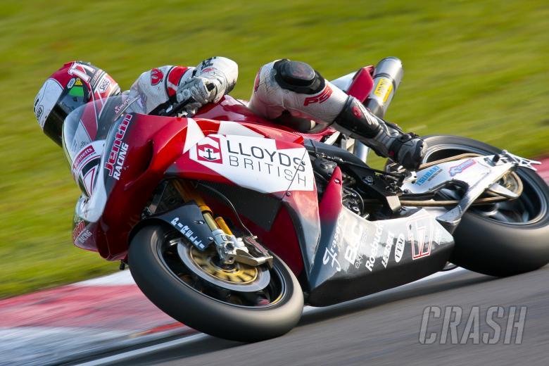 BSB Brands Hatch. Free Practice 3. Simon Andrews