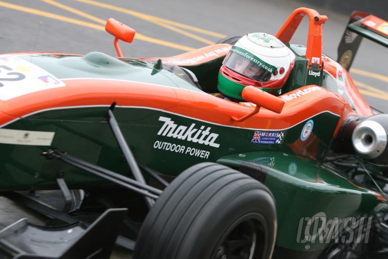 Hywel Lloyd (GBR) - CF Racing Dallara Mugen Honda