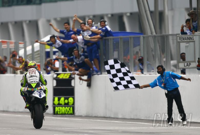 Rossi, Malaysian MotoGP 2008