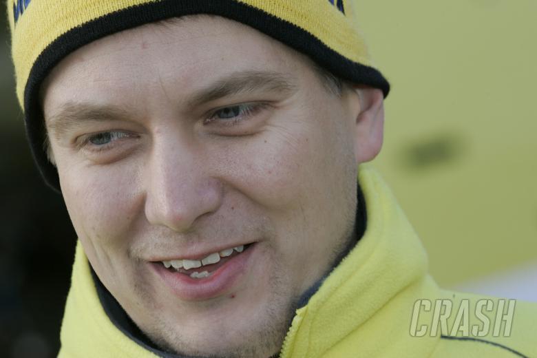 Toni Gardemeister (FIN) Suzuki SX4, SUZUKI WRT