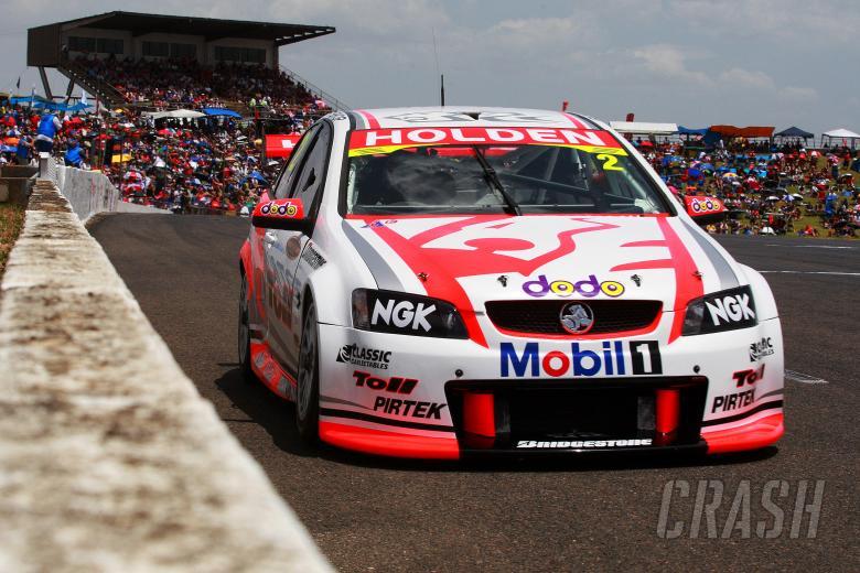 Mark Skaife, (aust) Toll HRT Commodore NRMA Grand Finale Rd 14 V8 Supercars Oran Park Sydney