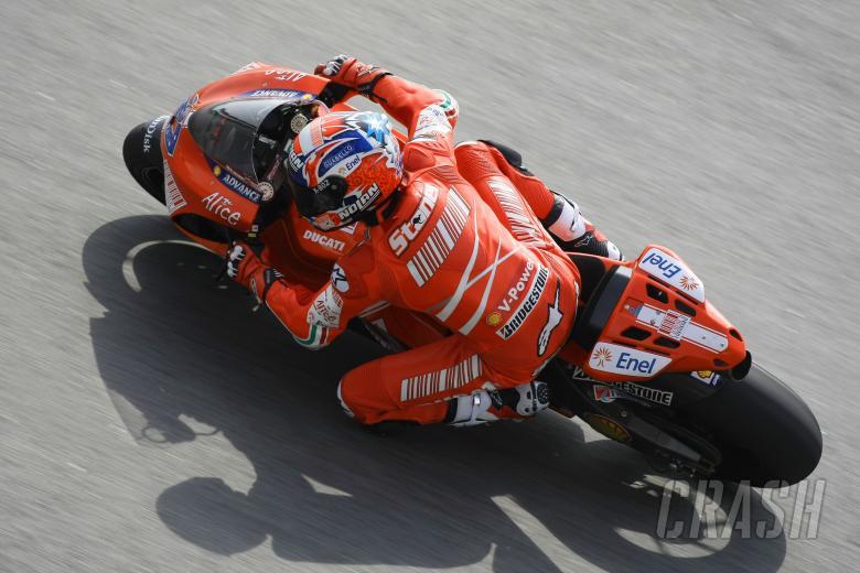 Stoner, Sepang MotoGP Test 2009