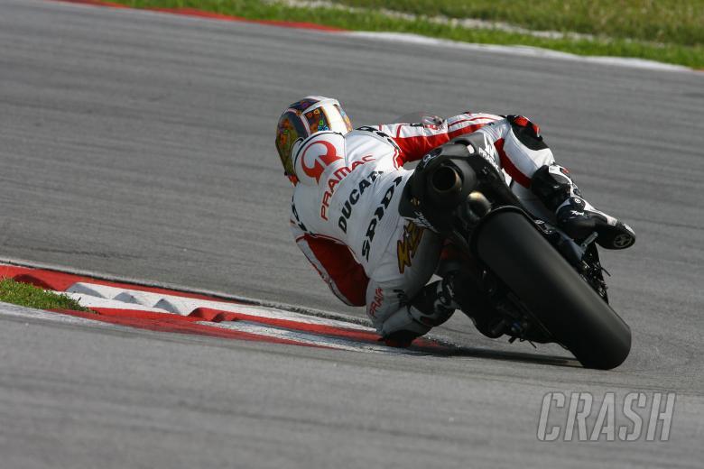 MotoGP: Canepa talks Desmosedici. | Feature | Crash