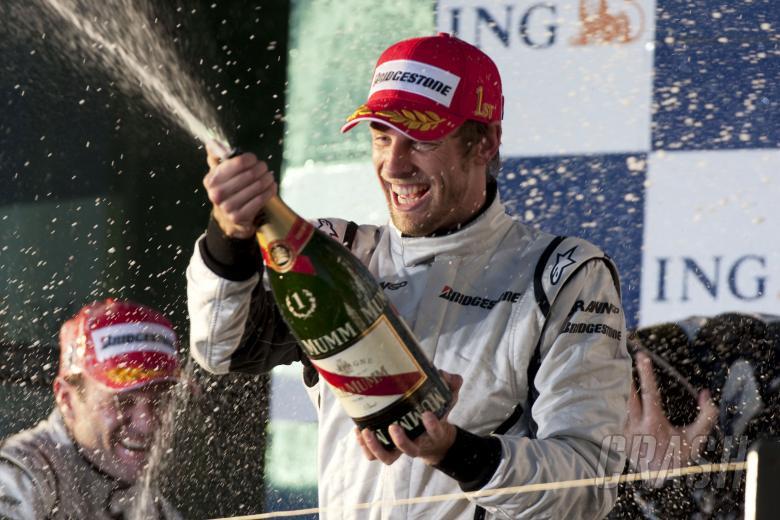 Jenson Button (GBR) Brawn BGP001, Australian F1 Grand Prix, Albert Park, Melbourne, 27-29th, March,