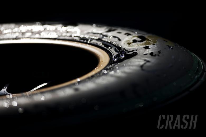 Bridgestone Tyre, Chinese F1 Grand Prix, Shanghai, 17th-19th, April 2009