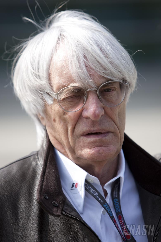 Bernie Ecclestone (GBR), Chinese F1 Grand Prix, Shanghai, 17th-19th, April 2009
