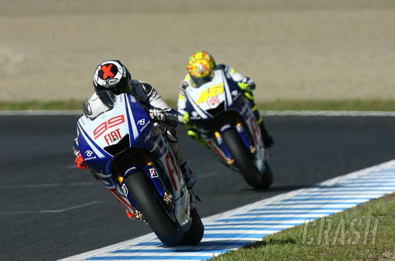 Lorenzo, Japanese MotoGP 2009