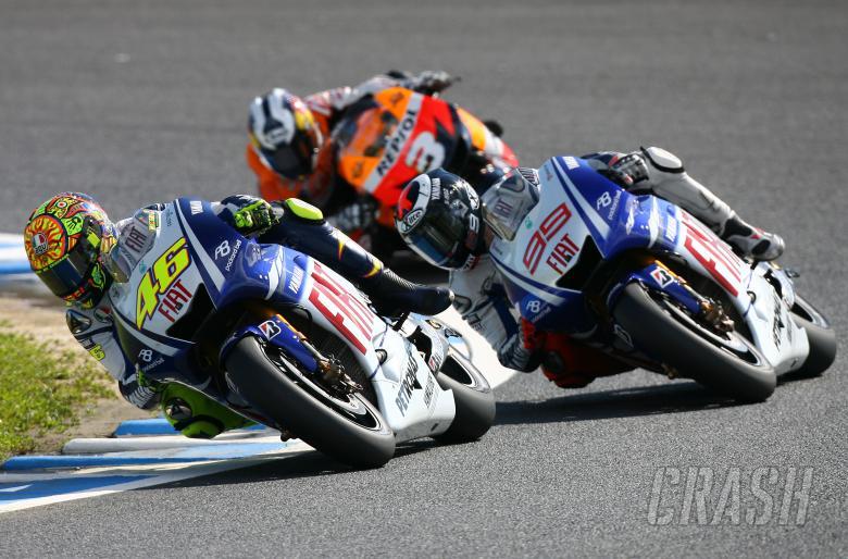 Rossi, Japanese MotoGP 2009