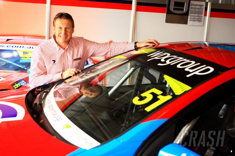 Mark Skaife (NZ) Sprint Gas Tasman Motorsport CommodoreRaces 5 & 6 V8 SupercarsWinton Motor