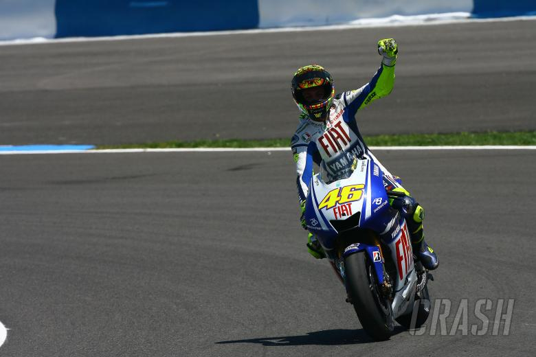 Rossi, Spanish MotoGP, 2009