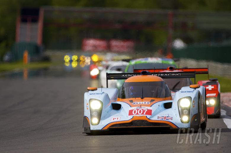 , - 007 Lola Aston Martin Jan Charouz (CZE) Tomas Enge (CZE) Stefan Mücke (DEU), LMS